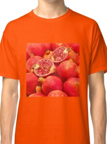 Pomegranate Red Classic T-Shirt