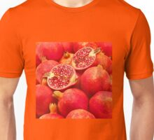 Pomegranate Red Unisex T-Shirt