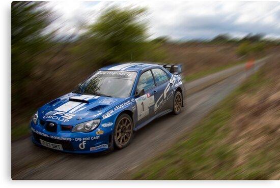 Rally of The Lakes 2010 - Last Years Winner by Mark Lyons