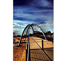 Archway,Frankston Beach,Melbourne Photographic Print