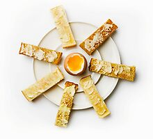 Egg Soldiers by Andrew Bret Wallis