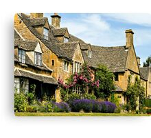 Jewel of the Cotswolds  Canvas Print