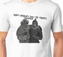 Semper Fi Unisex T-Shirt