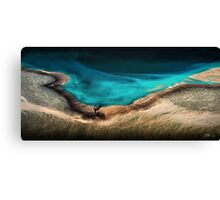 Kimberley Creation Canvas Print