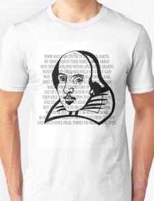 Shakespeare -Sonnet 146 Unisex T-Shirt