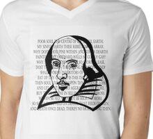 Shakespeare -Sonnet 146 Mens V-Neck T-Shirt