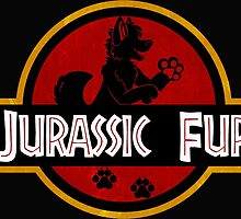 Jurassic Fur by 8Bit-Paws