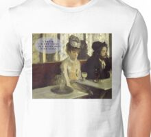 most boring date ever Unisex T-Shirt