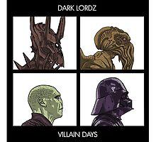 Dark Lordz - Villain Days by TheDickwraith