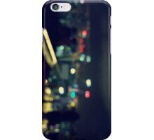 City Lights Bokeh iPhone Case/Skin