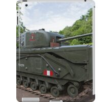 Churchill tank ,The Tank, Infantry, Mk IV (A22) was a British heavy infantry tank iPad Case/Skin