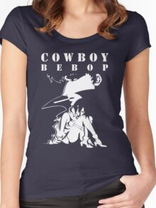 Space Cowboys Women's Fitted Scoop T-Shirt