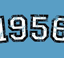 Year 1956 Birthday Vintage by theshirtshops