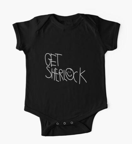 get sherlock One Piece - Short Sleeve