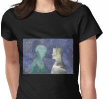 A Winchester's Universe Womens Fitted T-Shirt