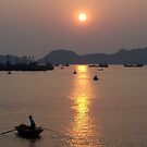 Cat Ba Island sunset by BeMyGoodTime