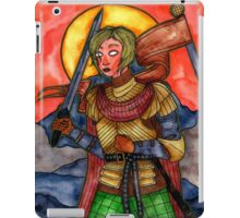 I will fight for you iPad Case/Skin