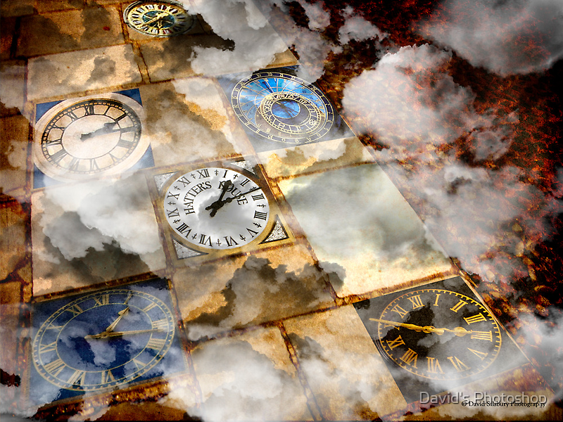 Time Traveler by David's Photoshop