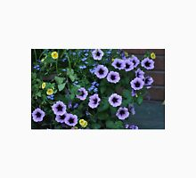 Purple Petunia Glory Unisex T-Shirt