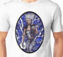 You afraid of a little thunder? Unisex T-Shirt