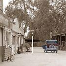 Swan Hill Pioneer Settlement, Victoria, Australia by Adrian Paul