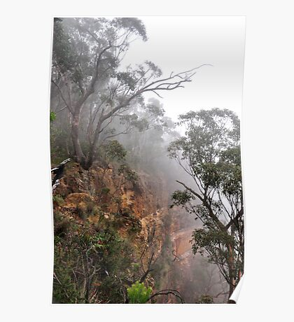 Blue Mountains NSW - Perry's Lookdown Poster