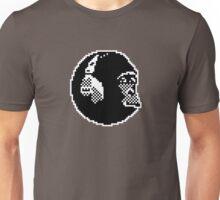 Electro Bonobo goes Bitmap Unisex T-Shirt