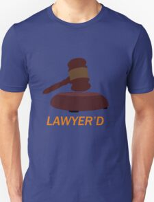 Lawyer'd by Marshall - HIMYM Unisex T-Shirt