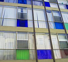 San Francisco Windows by Jen Waltmon