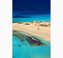 Simos beach - Elafonissos island Unisex T-Shirt