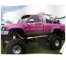 reservoir dogs monster truck Poster