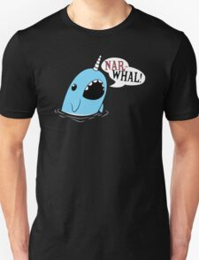 Narwhals Funny T-Shirt