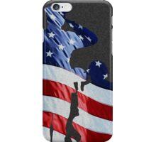 USA Salute iPhone Case/Skin