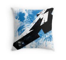 Pop Grunge: Metallica Throw Pillow