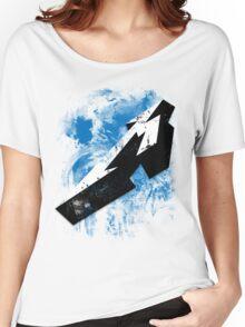 Pop Grunge: Metallica Women's Relaxed Fit T-Shirt