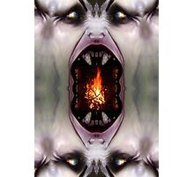 MONSTER Photographic Print
