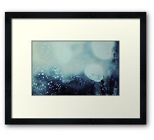 Stars & Moons Framed Print