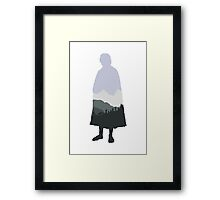Baggins! Framed Print