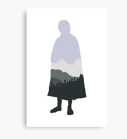 Baggins! Canvas Print