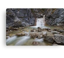 water pools Canvas Print