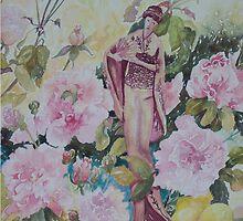 China Rose - female by scallyart