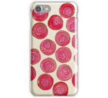 Heart Roses iPhone Case/Skin