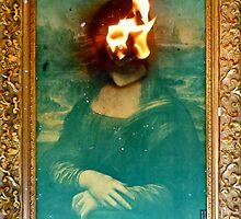 Mona Burn by llwynog