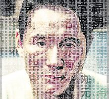 Takeshi Kitano by Philip Zeplin