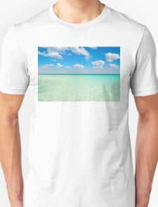 Postcard from the Maldives Unisex T-Shirt