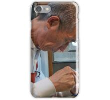 Aritsugo Craftsman iPhone Case/Skin