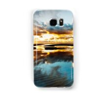 World on fire (I dont want to set the), Crosby. Samsung Galaxy Case/Skin