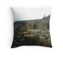 Tricky Ledge Throw Pillow
