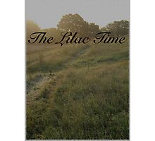 the lilac time Photographic Print