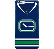 Vancouver Canucks Alternate Jersey iPhone Case/Skin